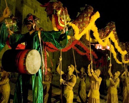 Silk Road Festival opening