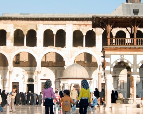 Ummayad Mosque Damascus8